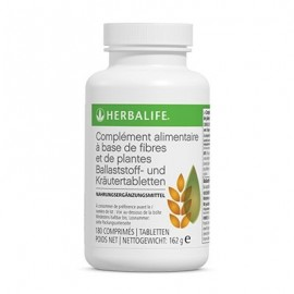 Herbalife complément alimentaire à base de fibres et de plantes