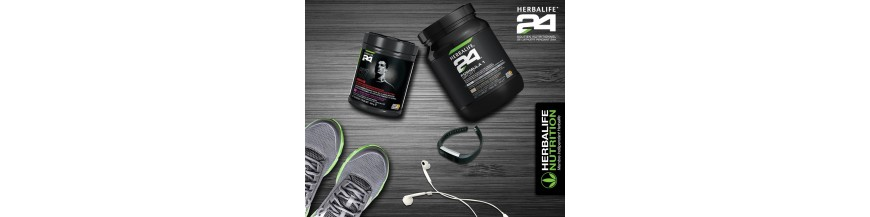 Nutrition sportive Herbalife, Gamme Herbalife24